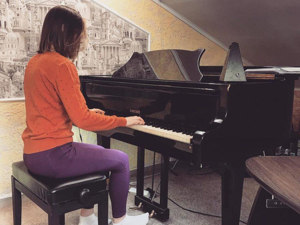 Обучение игре на фортепиано в Сочи